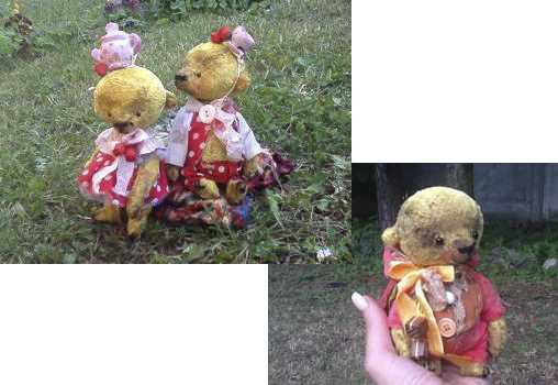 Эстонский кукольный дом, эстония, Тедди, Людмила, Янцеловская