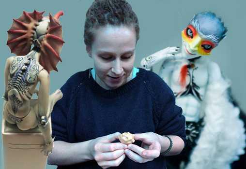 «Классическая авторская шарнирная кукла из самоотвердевающих пластиков». Преподаватель Мария Пикунова.