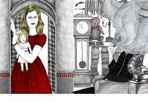 Конкурс Сказки от Долли, Dear Dolly, журнал, сайт, Евгения Хамуляк,