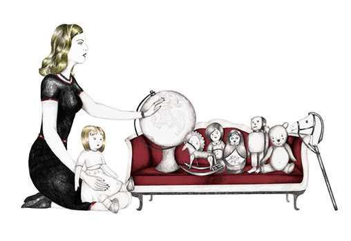 Презентация книги, Евгении Хамуляк, Сказки Долли, Москва,книги про кукол, кукольные истории