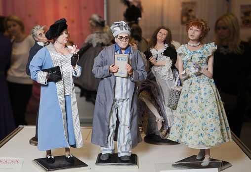 Фотоотчет, весенний бал кукол, Москва,