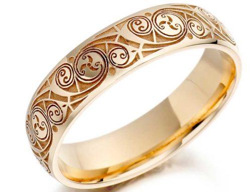 Самые оригинальные обручальные кольца: что предлагают дизайнеры?