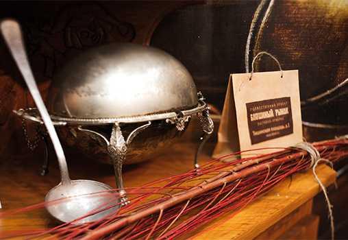 Антикварная Кухня на Тишинке.