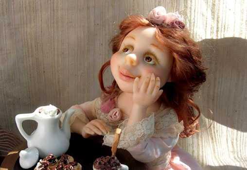 Фестиваль авторской куклы