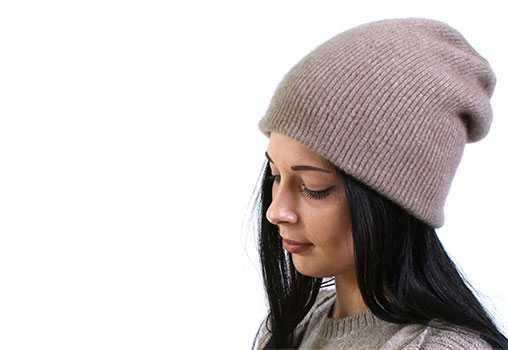 шапка кашемир