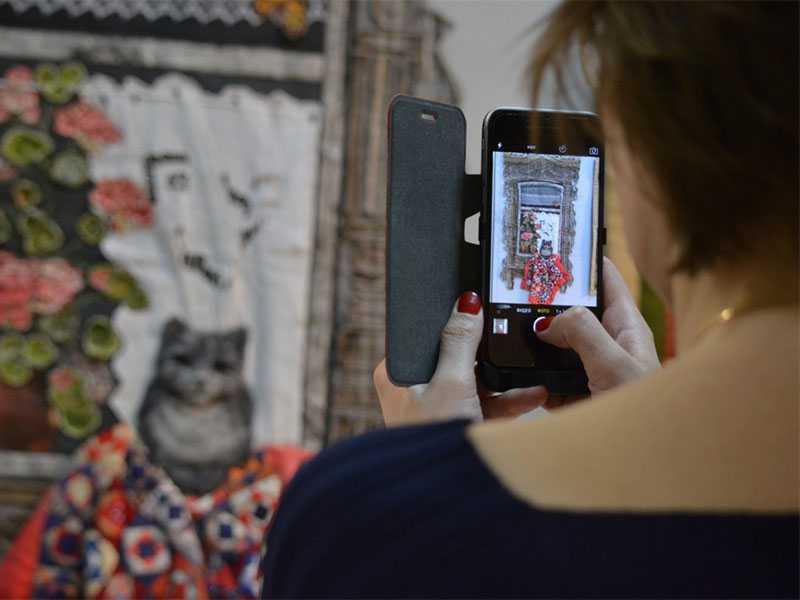 Фотоотчет открытия выставки ДУША РОССИИ