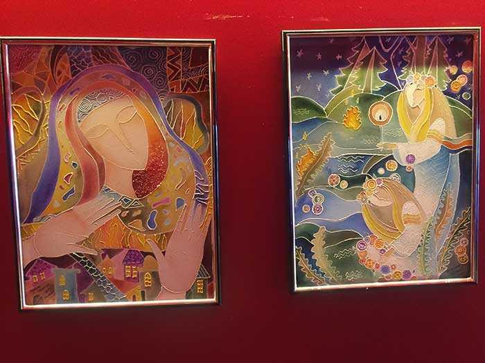 Файруза Усарова на фестивале-конкурсе «Beauty of Costa Brava» (Красоты Коста Брава)