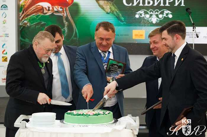 Итогивыставки «Ювелирный салон Сибири»