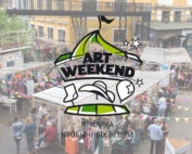 Видеоотчет с ART WEEKEND (2-3 июня)