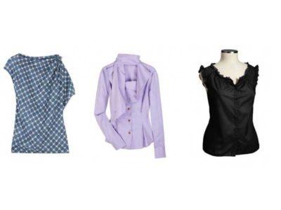 Модные блузки — что предлагают дизайнеры?