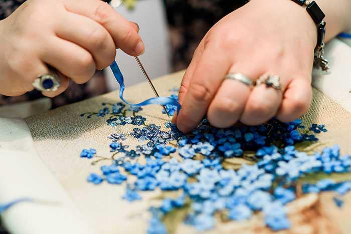 XI выставка-продажа товаров для рукоделия и хобби «Атмосфера творчества»