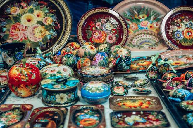 Праздник красоты и мастерства – ярмарка народных промыслов «Иван-да-Марья». Екатеринбург