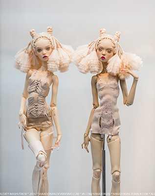 Итоги XII Международного Салона Авторской Куклы
