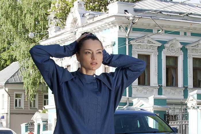 Бренд FEODORA. Moscow объявил о сотрудничестве с Александрой Костенюк