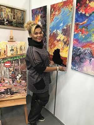 Волшебный мир международной выставки-продажи «Атмосфера Творчества»