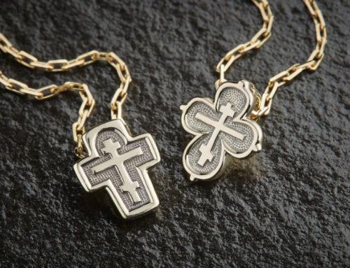 Нательные крестики от бренда «Владимир Михайлов»