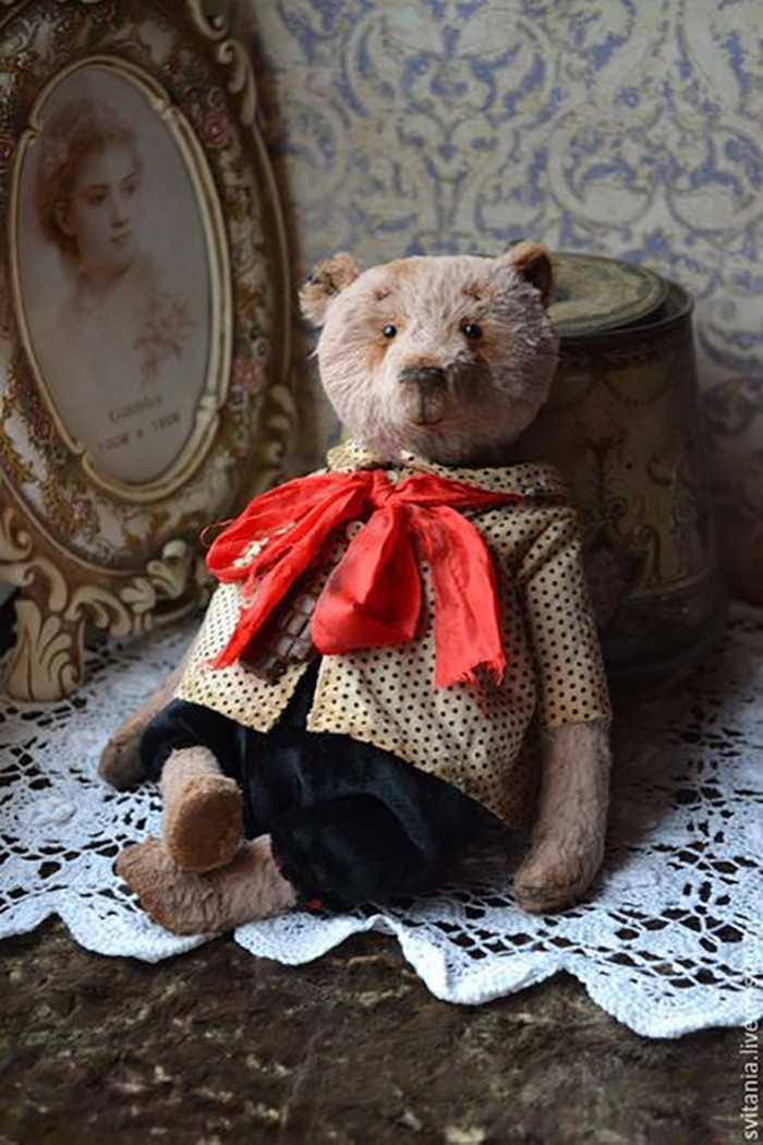 Международная выставка кукол и мишек Тедди «ВРЕМЯ КУКОЛ» №18