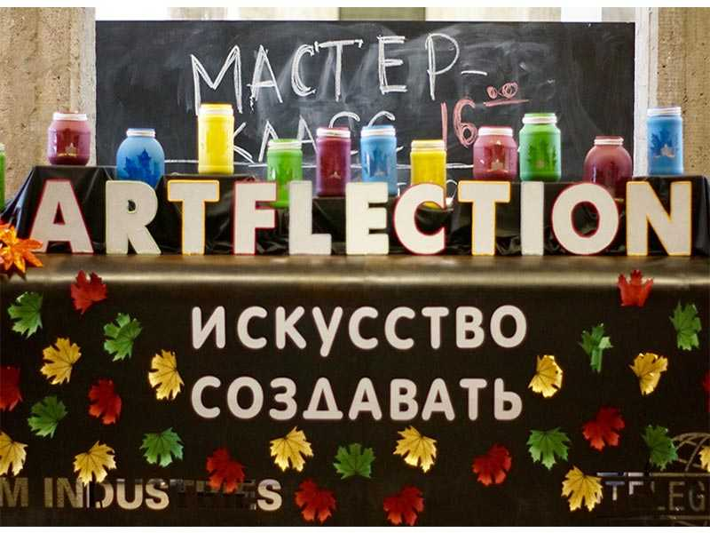 Итоги выставки-ярмарки рукоделия «ArtFlection» (Артфлекшен). Москва