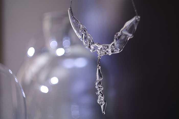"""Glass'n'fire art & High Tide Gallery представляют рождественский cocoon project """"Острота нежности"""""""