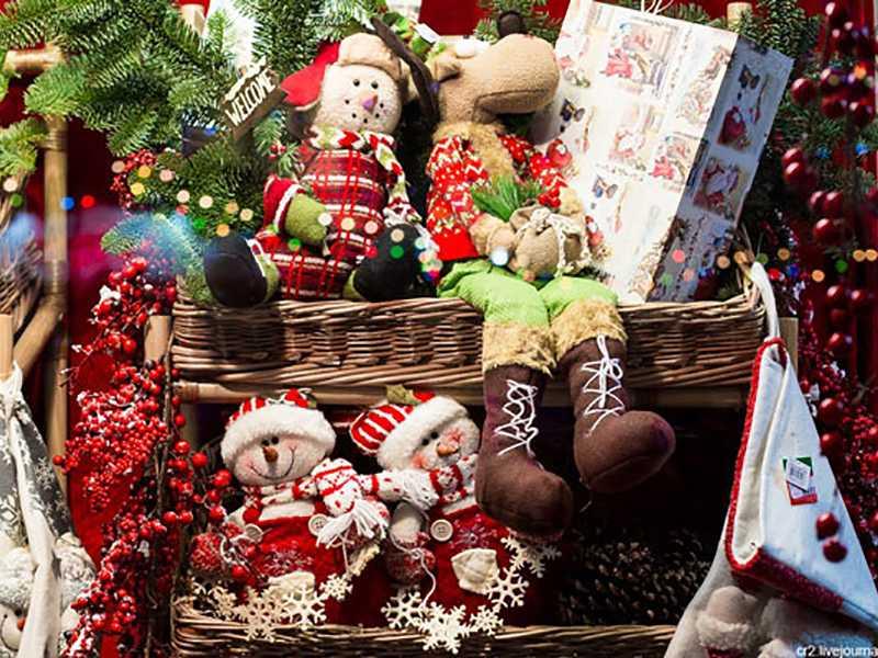 Более 36 мастер-классов на Рождественской ярмарке в Академическом