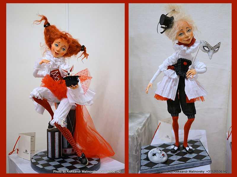 Итоги Международной выставки кукол и мишек Тедди «ВРЕМЯ КУКОЛ» №18