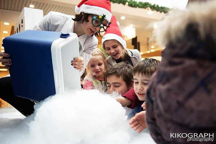 Итоги Рождественской ярмарки в Академическом