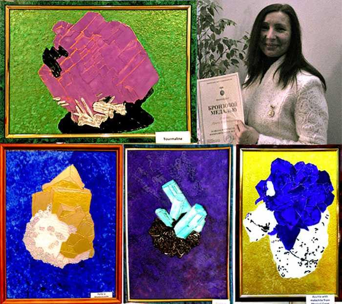 фотографии Ирины Попович и её произведений