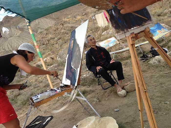 III Международный творческий фестиваль-конкурс-пленэр «Ты-Легенда» - Изобразительное искусство