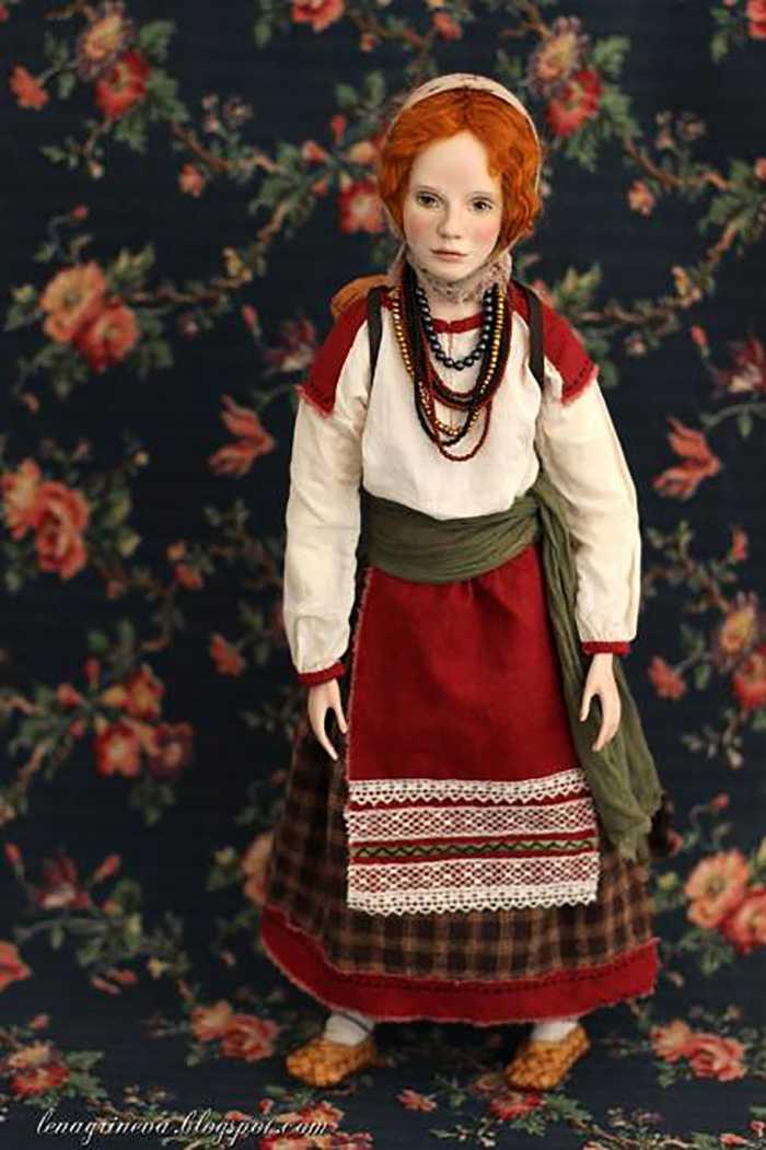 Moscow Fair Куклы и мишки Тедди на Тишинке