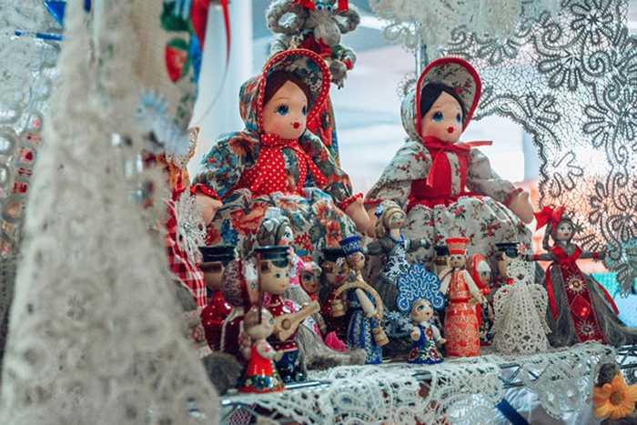 VIII ярмарка народных промыслов «Иван-да-Марья»