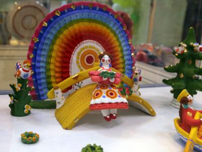 ХХII Выставка-ярмарканародных художественных промыслов России«ЛАДЬЯ. Весенняя фантазия-2017»