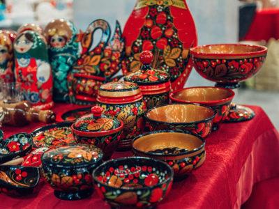 VIII ярмарка народных промыслов «Иван-да-Марья».