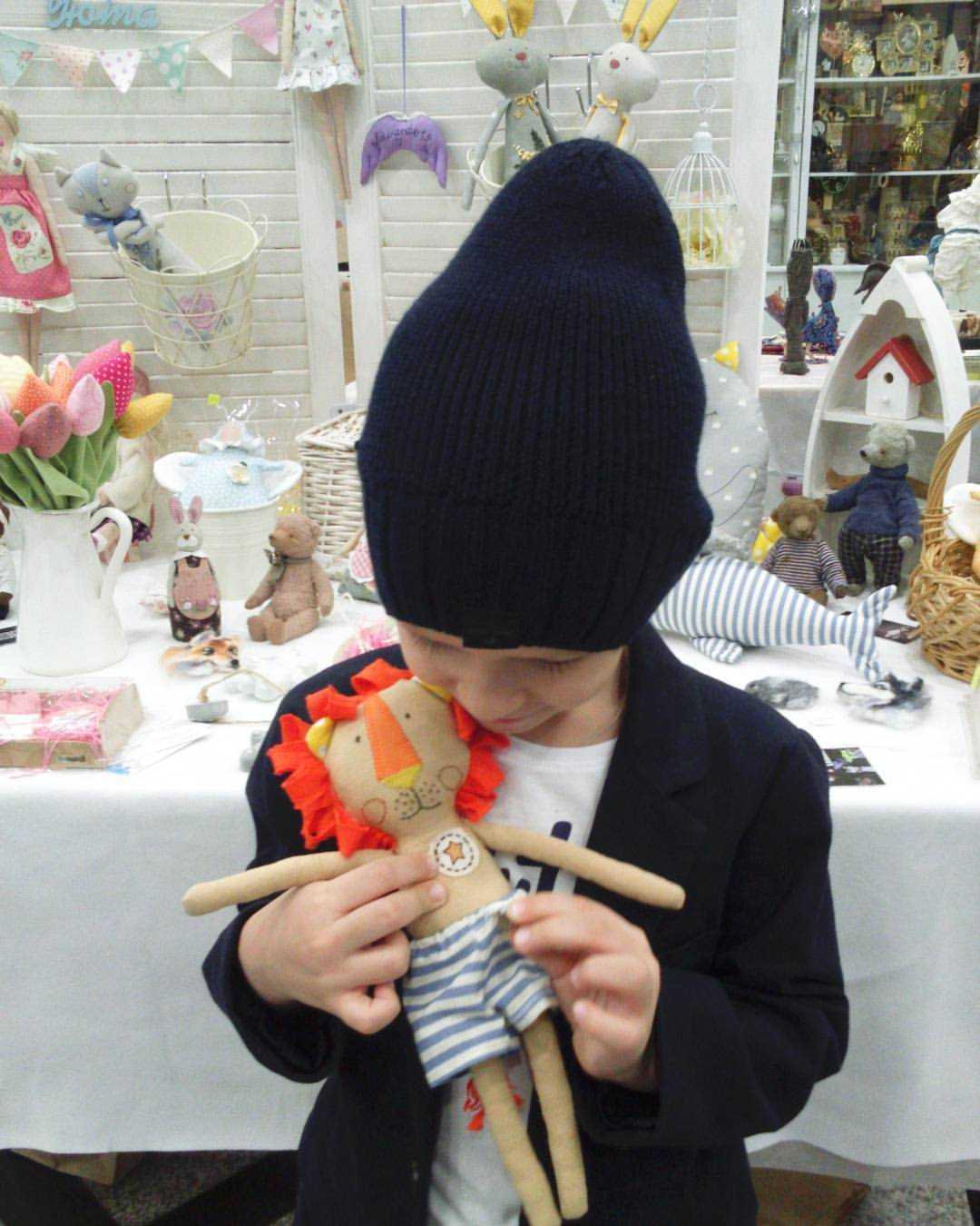 «Мишка с Куклою»