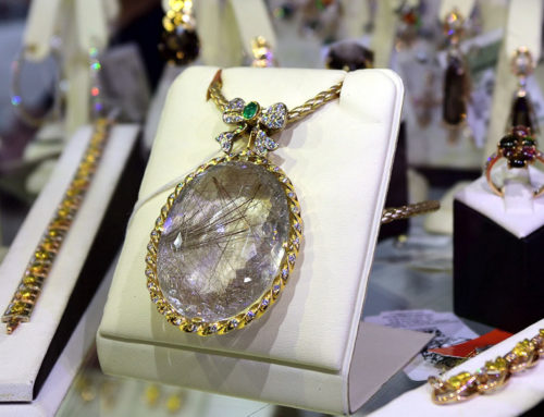 22-25 июня выставка «Сокровища Петербурга» соберет лучших ювелиров России и зарубежья на «белые ночи»