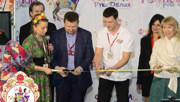 XVIII Международная выставка-продажа «Формула Рукоделия Москва. Осень 2017»