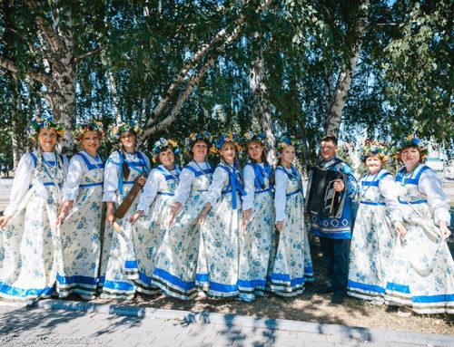 IX ярмарка мастеров «Иван-да-Марья»