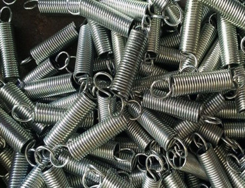 Где заказать изготовление спиральных пружин?
