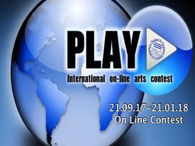 """Конкурс культуры и искусств """"Play"""""""