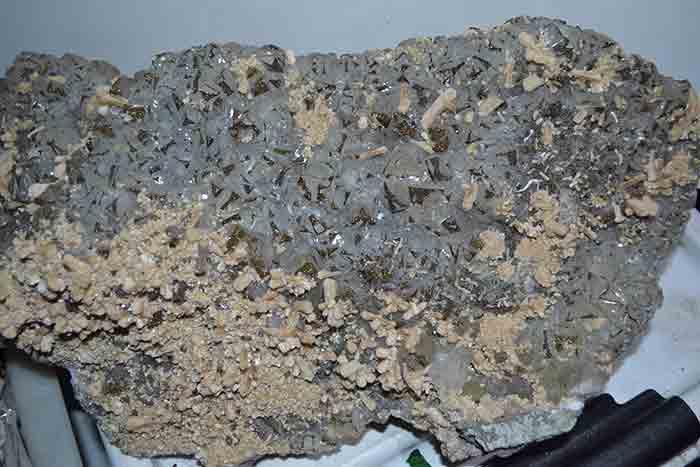 фотографии минералов и изделий Александра Гармаша