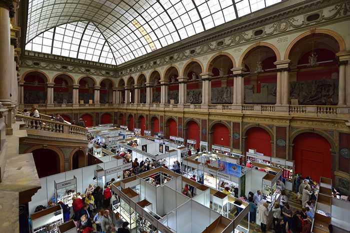 Выставка «Сокровища Петербурга» в Академии Штиглица