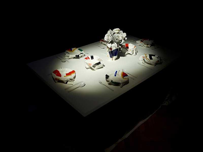 """Мероприятие к выставке """"Дым перемен"""". Фарфоровыеstories. 17 августа 19:00"""