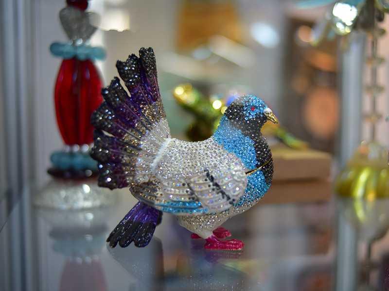 Неделя ювелирной моды «Сокровища Петербурга»