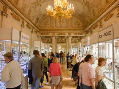 Ювелиры со всей России соберутся на «Сокровища Петербурга» в особняке Демидова с 3 по 6 августа