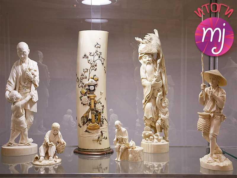 Итоги 46, Москва, анонс, художественный проект, Блошиный рынок, спецпроект, Японской Скульптуры Окимоно