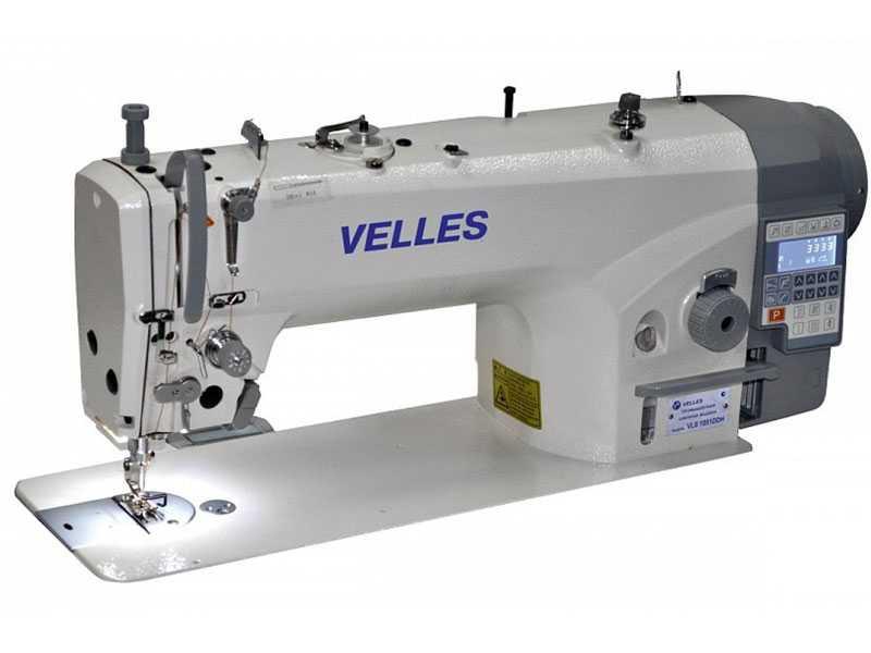 промышленные швейные машинки веллес