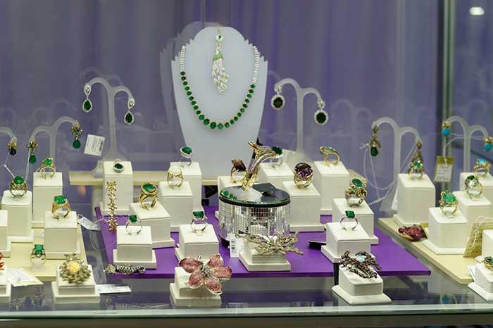 Ювелирная выставка-продажа «Сокровища Петербурга» состоится с 26 по 29 октября в особняке Демидова