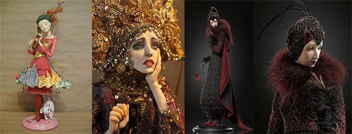Международная выставка кукол и мишек Тедди «ВРЕМЯ КУКОЛ» №20