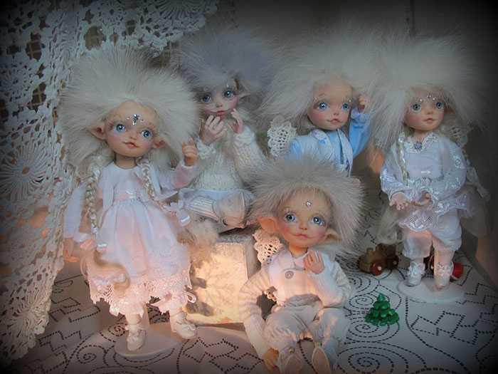 ХХХ Фестиваль Авторской Куклы. 9-26 декабря. Екатеринбург