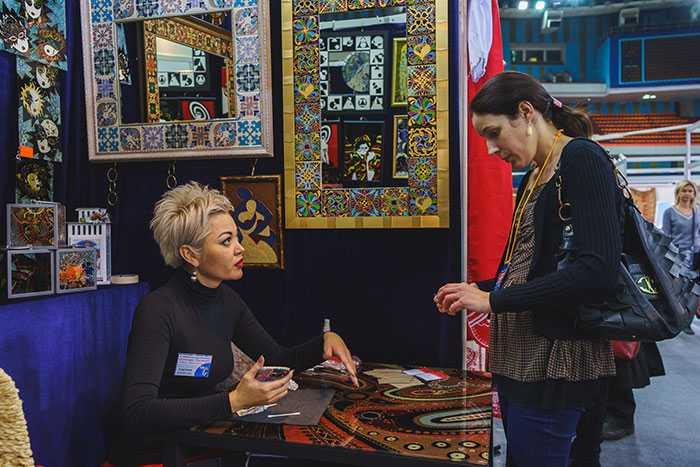 Итоги Международной выставки-ярмарки «Созвездие мастеров»