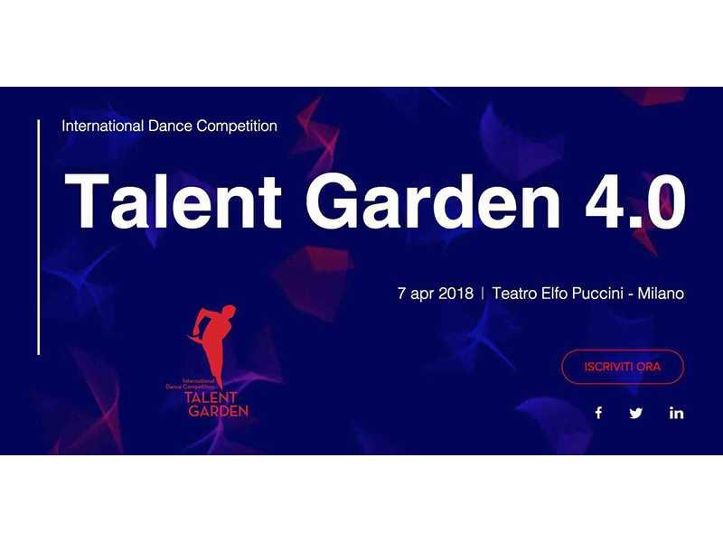 Talent Garden 4.0 и Micc 7 апреля 2018 - театр Elfo Puccini. Милан (Италия)